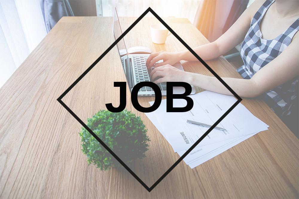 photo d'un ordinateur et d'une professionnelle qui postule recrutement job ehpc conseils cabinet d'expertise comptable