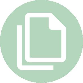 picto symbolisant le régime social domaine dans lequel le cabinet d'expertise comptable EHPC Conseils appartenant à pascale combabessou et emilie humbrecht vous conseille - picto vert et blanc