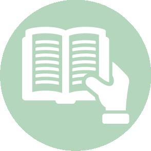 picto symbolisant la modification de statuts juridiques d'une entreprise réalisé par le cabinet d'expertise comptable EHPC Conseils appartenant à pascale combabessou et emilie humbrecht vous conseille - picto vert et blanc