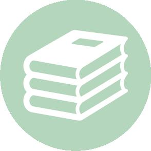picto symbolisant le kit de démarrage remis par le cabinet d'expertise comptable EHPC Conseils appartenant à pascale combabessou et emilie humbrecht vous conseille - picto vert et blanc
