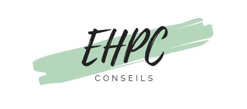 Logo pascale combabessou Emilie Humbrecht EHPC Conseils logo d'un cabinet d'expertise comptable